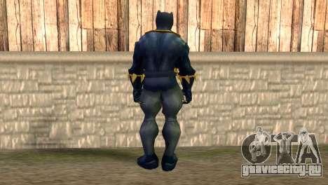 Black Panther для GTA San Andreas второй скриншот