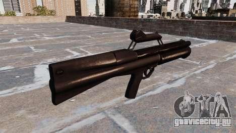 Магазинный дробовик Neostead 2000 для GTA 4 второй скриншот