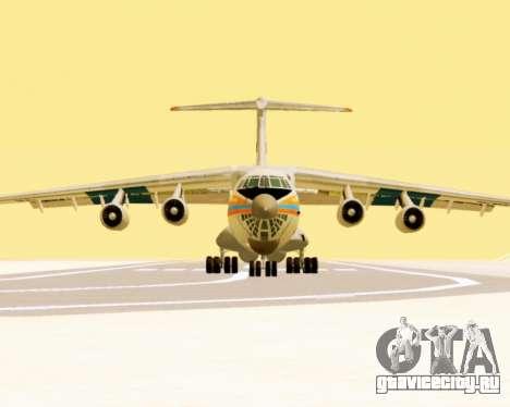 Ил-76ТД МЧС России для GTA San Andreas