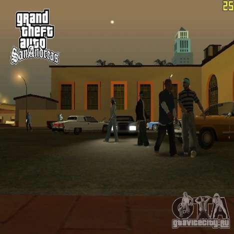 Новые загрузочные экраны для GTA San Andreas третий скриншот