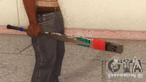 Новая бита для GTA San Andreas третий скриншот