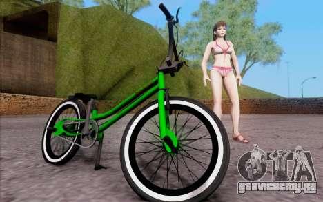 BMX Rebaixada для GTA San Andreas