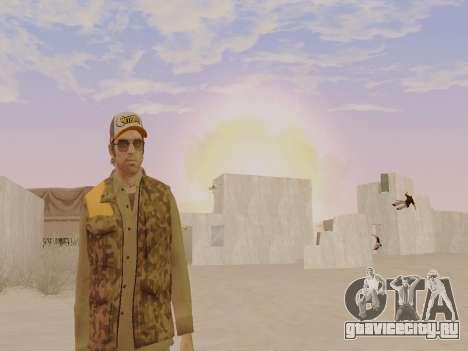Trevor Phillips для GTA San Andreas восьмой скриншот