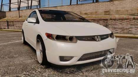 Honda Civic Si v2.0 для GTA 4