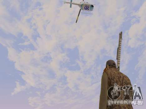 Trevor Phillips для GTA San Andreas седьмой скриншот
