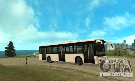 ЛиАЗ 5292.30 для GTA San Andreas вид сзади слева