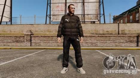 Одежда Puma для GTA 4
