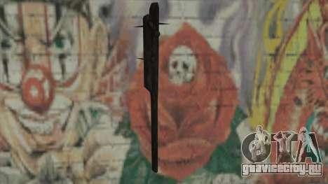 Палка с гвоздями из  Fallout New Vegas для GTA San Andreas второй скриншот