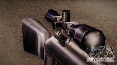 Снайперская Винтовка из Max Payn для GTA San Andreas второй скриншот