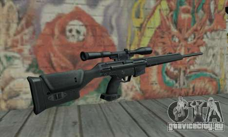 PSG-1 для GTA San Andreas второй скриншот