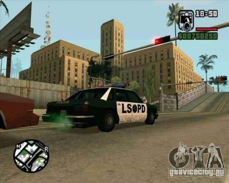 Новый HD Госпиталь для GTA San Andreas четвёртый скриншот