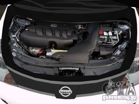 Nissan Tiida для GTA Vice City