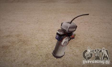 Граната из  Left 4 Dead 2 для GTA San Andreas