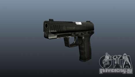Полуавтоматический пистолет Taurus 24-7 для GTA 4