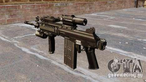 Автоматическая винтовка Galil Tactical для GTA 4 второй скриншот