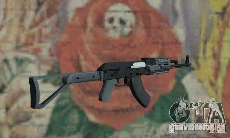 AK47 из GTA V для GTA San Andreas второй скриншот