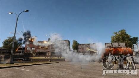 Скорострельный гранатомет для GTA 4