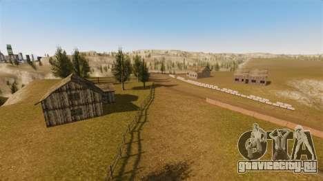 Локация Cliffside Rally для GTA 4 восьмой скриншот