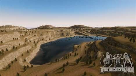 Локация Cliffside Rally для GTA 4 одинадцатый скриншот