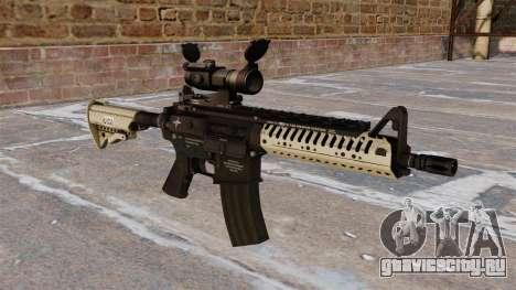 Автоматический карабин М4 VLTOR для GTA 4