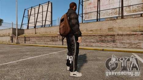 Одежда Puma для GTA 4 третий скриншот