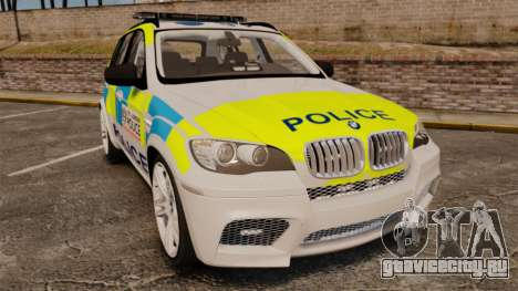 BMW X5 Police [ELS] для GTA 4