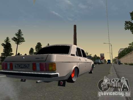 ГАЗ 3102 Stance для GTA San Andreas вид слева