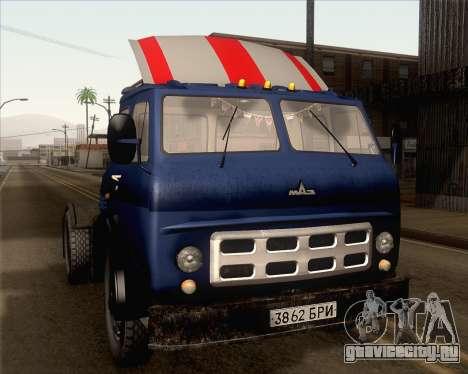 МАЗ 504a для GTA San Andreas