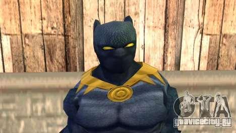 Black Panther для GTA San Andreas третий скриншот