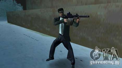 Kriss Super V для GTA Vice City