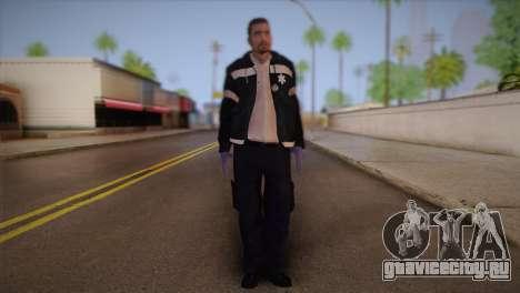 Медик из GTA 4 для GTA San Andreas
