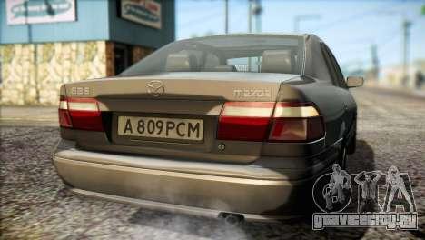 Mazda 626 для GTA San Andreas вид сбоку