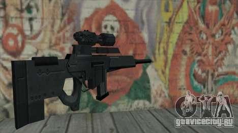 Снайперская винтовка из Resident Evil 4 для GTA San Andreas второй скриншот