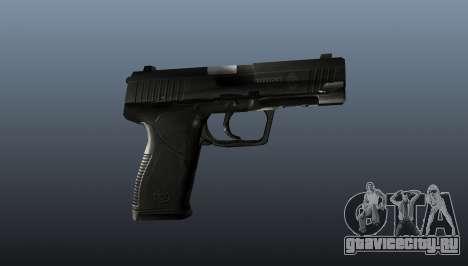 Полуавтоматический пистолет Taurus 24-7 для GTA 4 третий скриншот