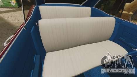 Chevrolet Impala 1967 для GTA 4 вид сбоку