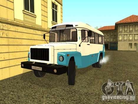 КАвЗ 3976 для GTA San Andreas