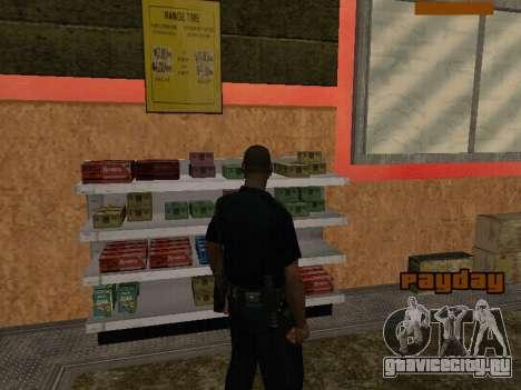 New lapd1 для GTA San Andreas третий скриншот