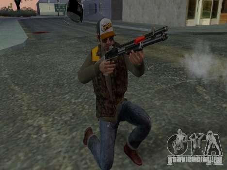 Trevor Phillips для GTA San Andreas десятый скриншот