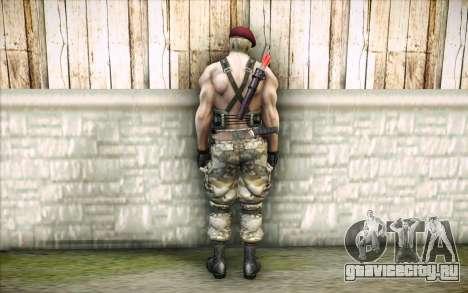 Джек Краузер Наёмник для GTA San Andreas второй скриншот