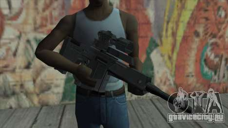 Снайперская винтовка из Resident Evil 4 для GTA San Andreas третий скриншот