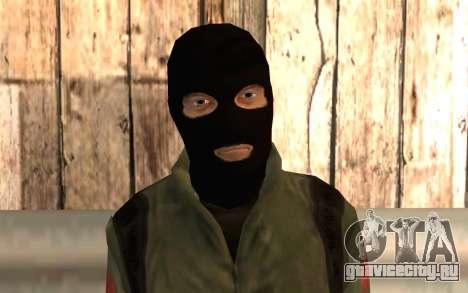 Китайский террорист для GTA San Andreas третий скриншот