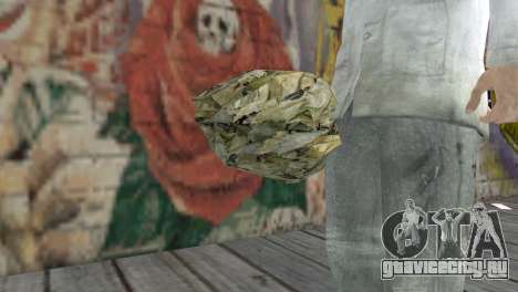 Банный вейник для GTA San Andreas третий скриншот