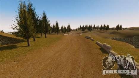 Локация Cliffside Rally для GTA 4 четвёртый скриншот
