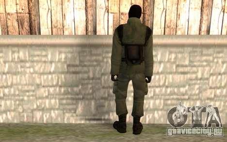 Китайский террорист для GTA San Andreas второй скриншот