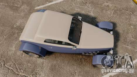 GTA V Hotknife Custom для GTA 4