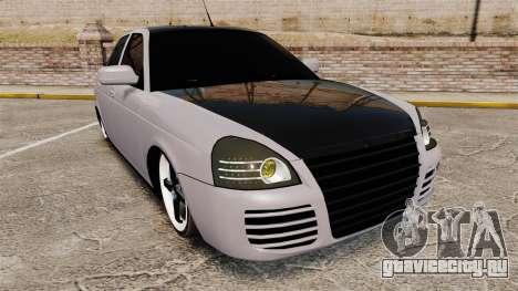 ВАЗ-2170 Lada Priora Turbo для GTA 4