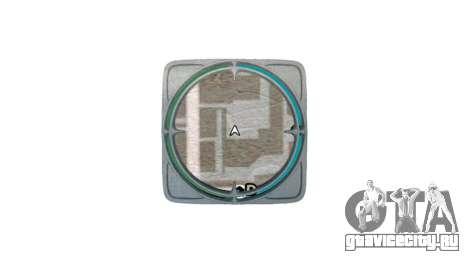 Рамка для радара для GTA 4