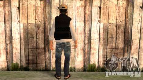 Desmadroso v5.0 для GTA San Andreas второй скриншот