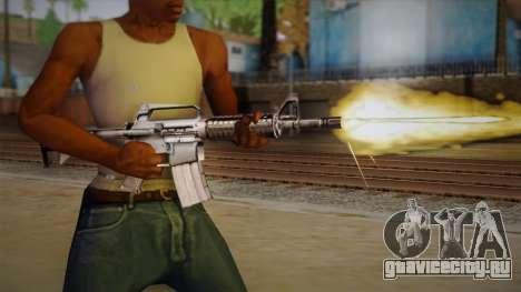 М4 из Max Payne для GTA San Andreas третий скриншот