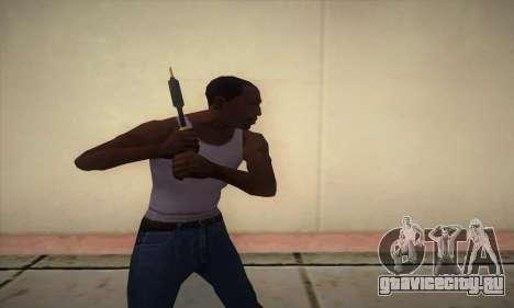 Советский паяльник для GTA San Andreas третий скриншот